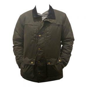 Town Coat Front